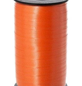 Wallys party factory Orange Curling  Ribbon