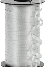 Wallys party factory Silver Curling Ribbon