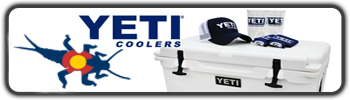 Shop Yeti Coolers with Royal Gorge Anglers