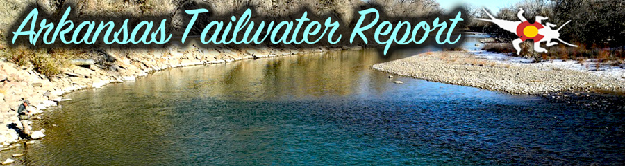 Arkansas Tailwater Pueblo Fishing Report