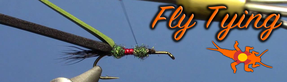 Learn Fly Tying with Royal Gorge Anglers