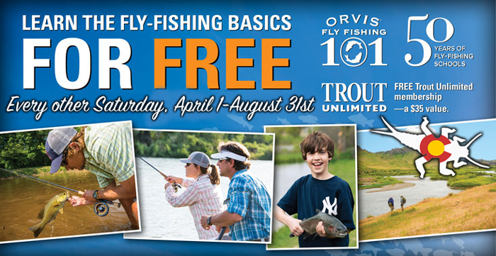 Orvis Flyfishing 101