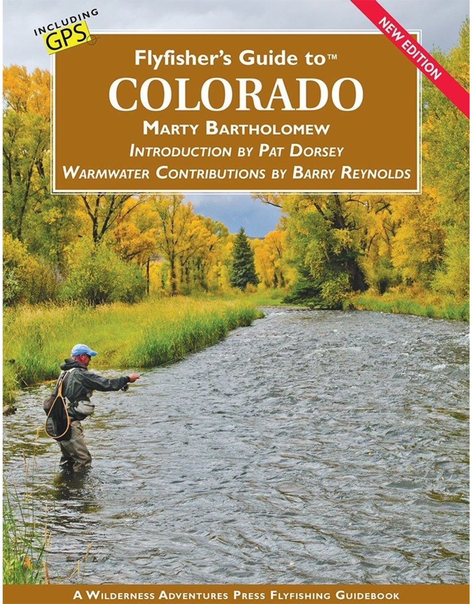 Books Flyfisher's Guide to Colorado