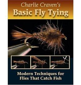 Books Charlie Craven's Basic Fly Tying
