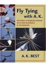 Books Fly Tying with AK