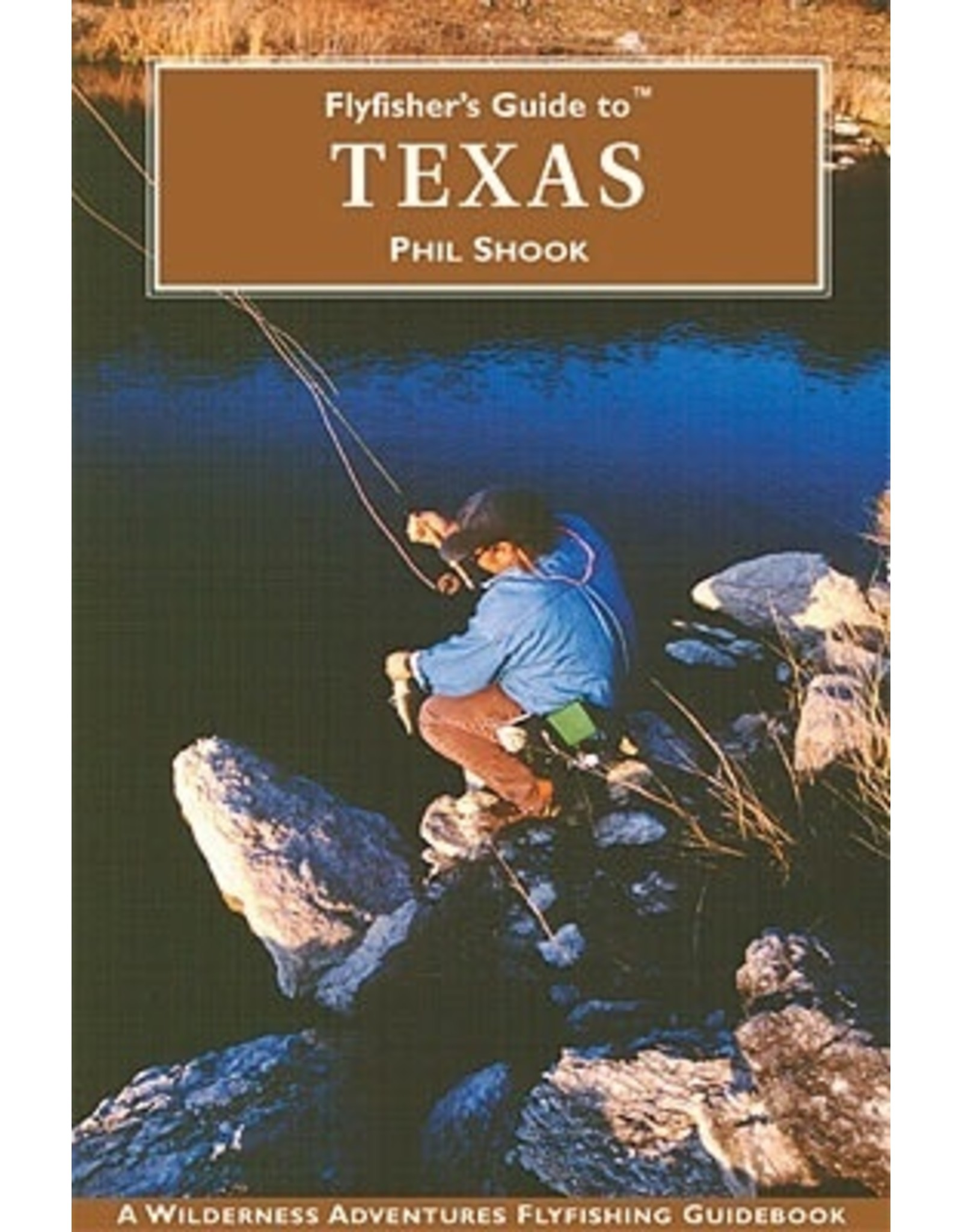 Books Fly Fishers Guide to Texas