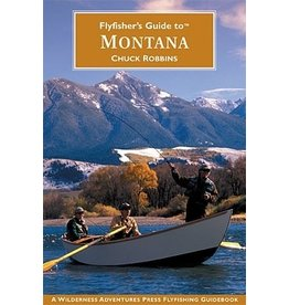 Books Flyfisher's Guide to Montana