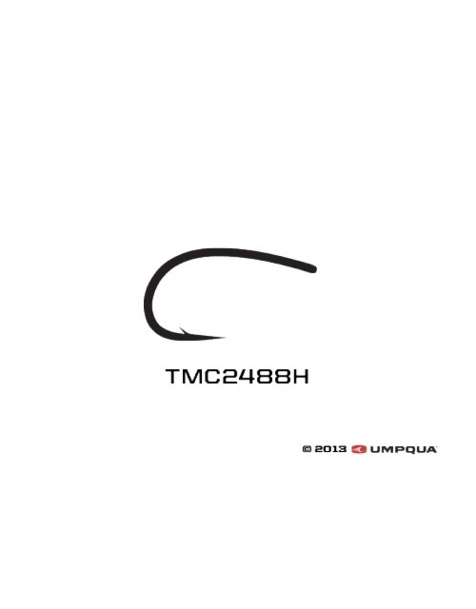 Tiemco TMC 2488 H (25 pk.)