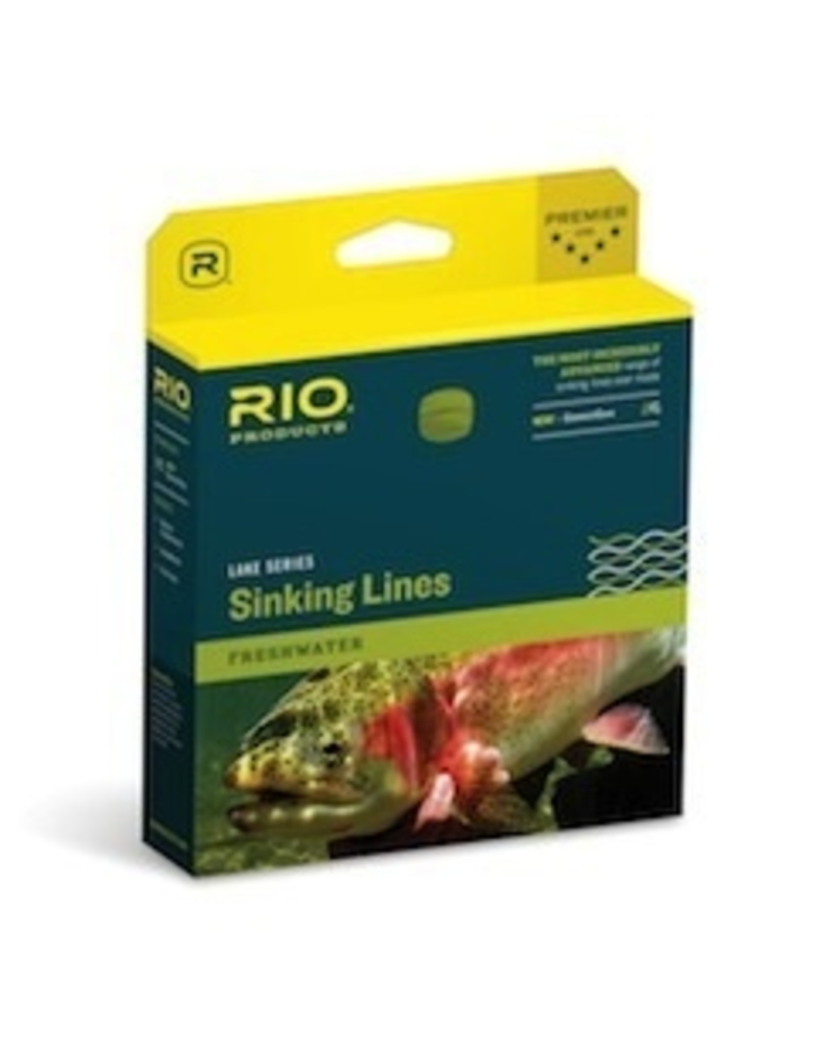 Rio RIO In Touch Deep 5 sinking line