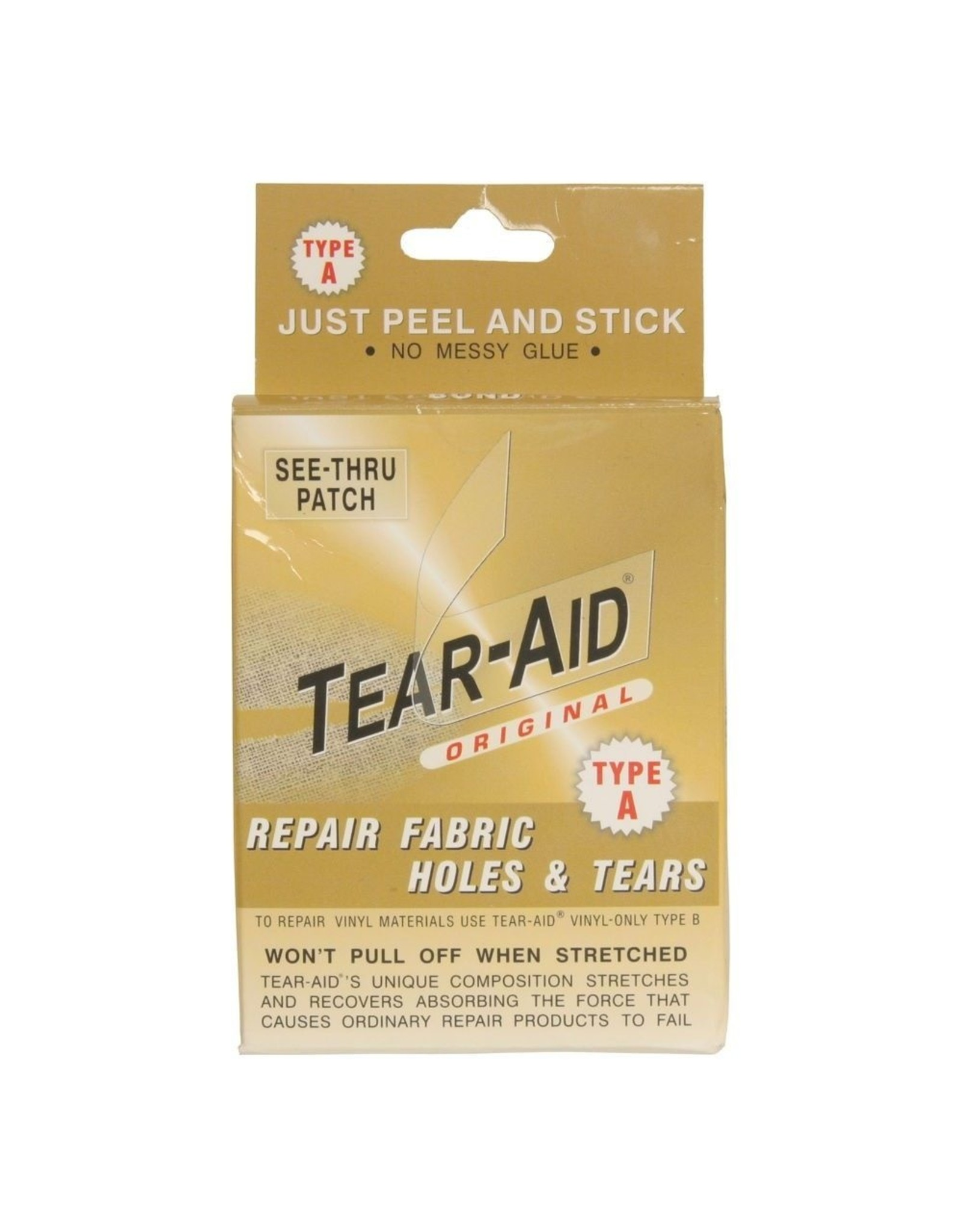 NRS Tear-Aid Patch - Type A Kit Each