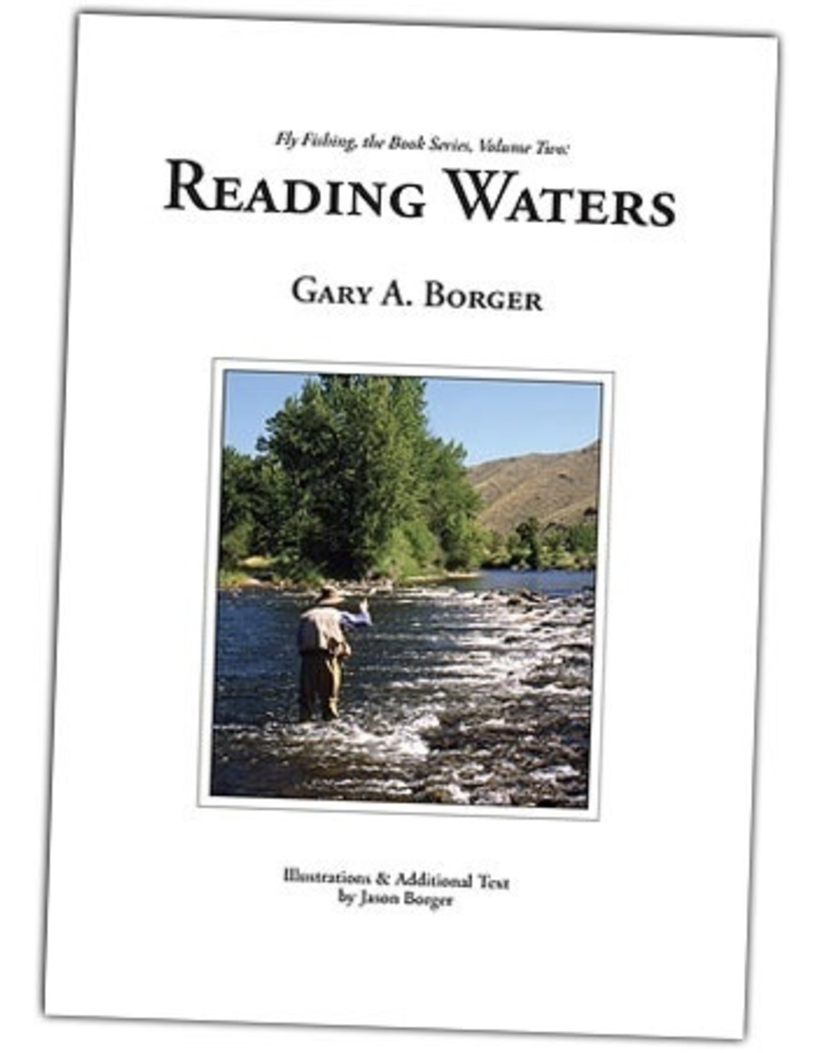 Books Reading Waters by Gary Borger