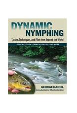 Books Dynamic Nymphing by George Daniel