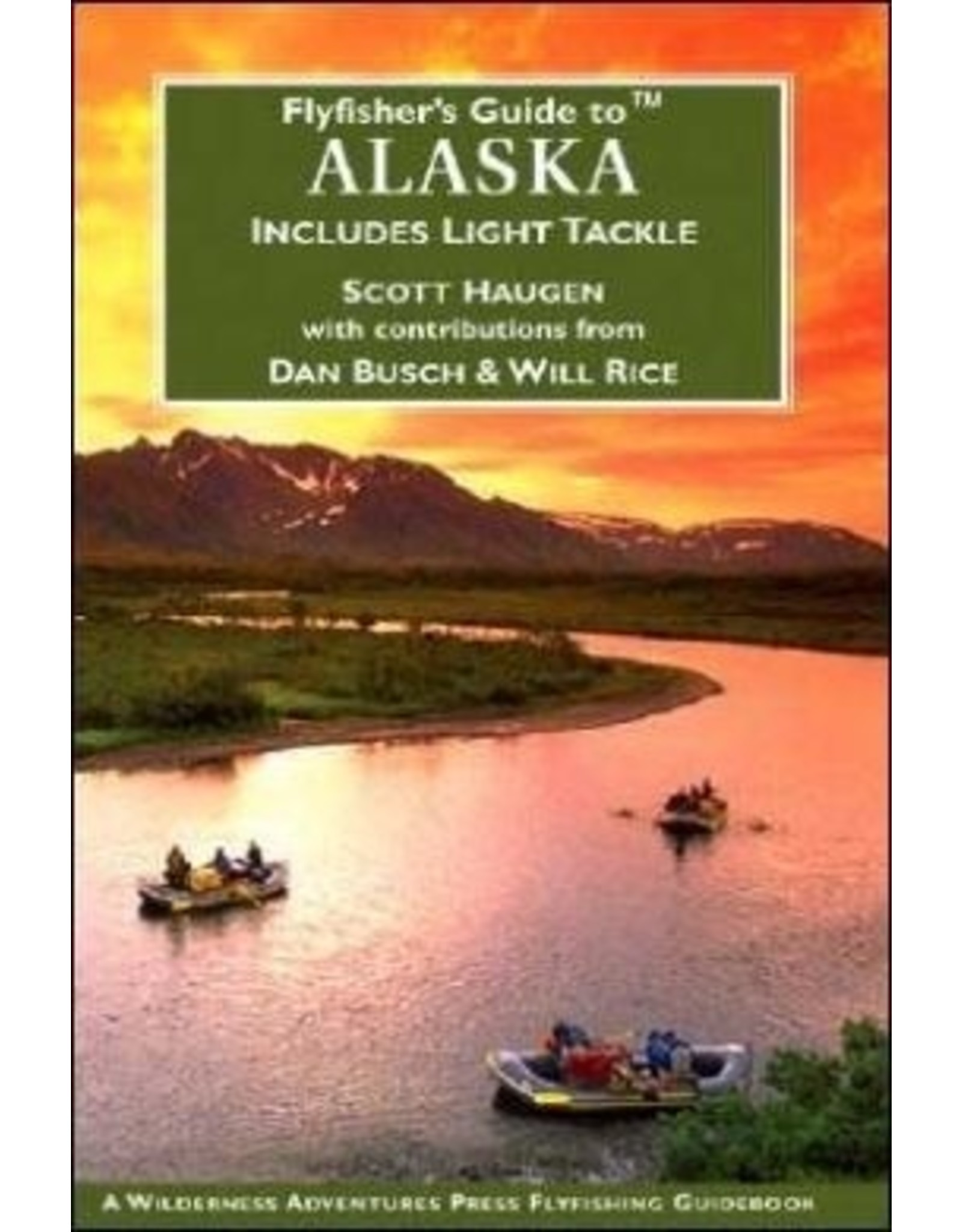 Books Flyfisher's Guide to Alaska