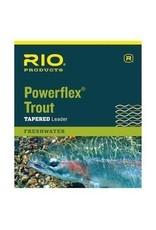Rio Rio Powerflex Trout Leader single pack