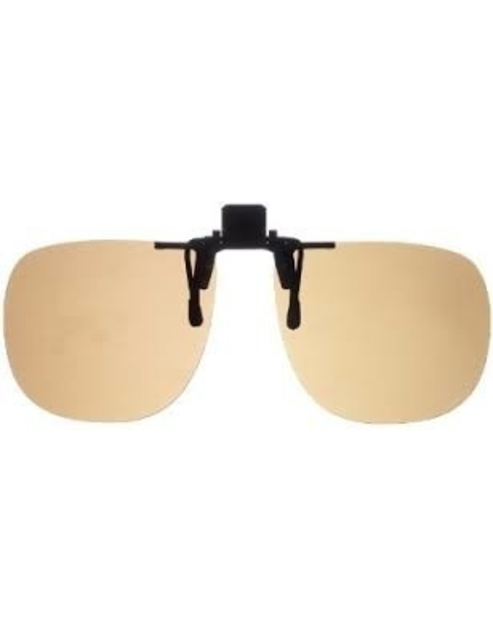 Simple Square Brown Polarized Lens