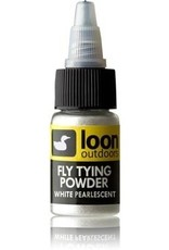 Loon Fly Tying Powder: Pearl Phosphorescent