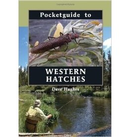 Books Pocket Guide to Western Hatches by Dave Hughes