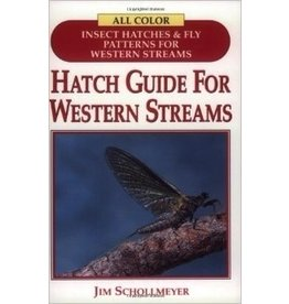 Books and DVDx Hatch Guide for Western Streams