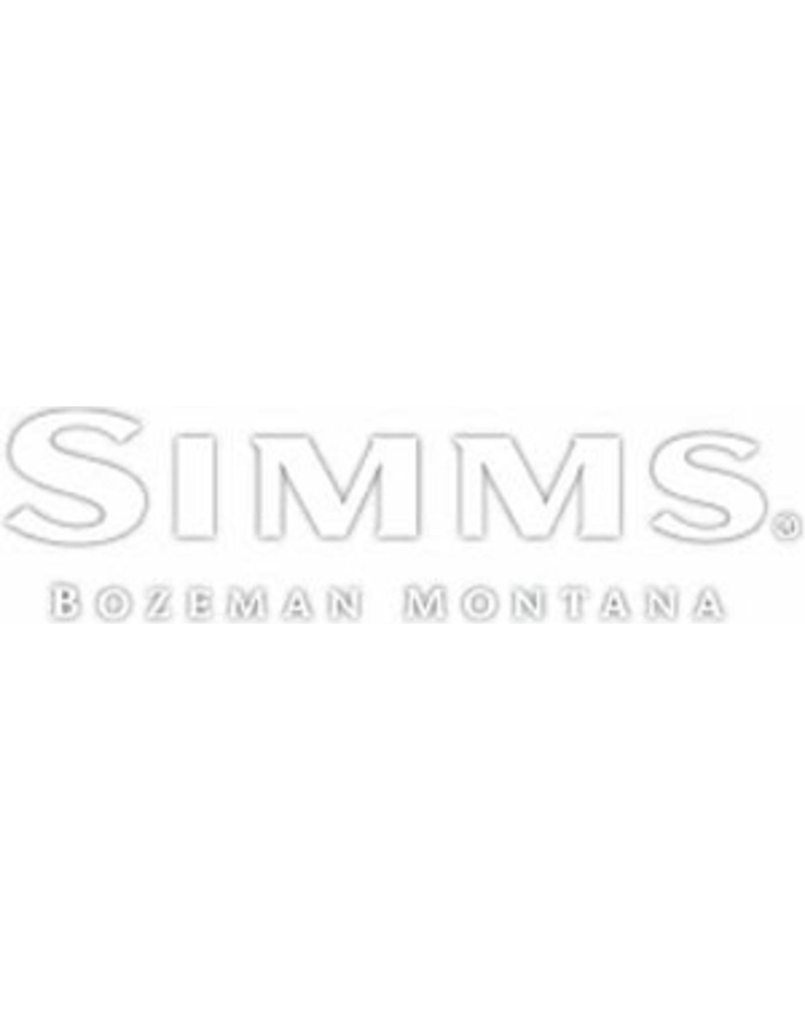 Simms Simm's Boat Sticker