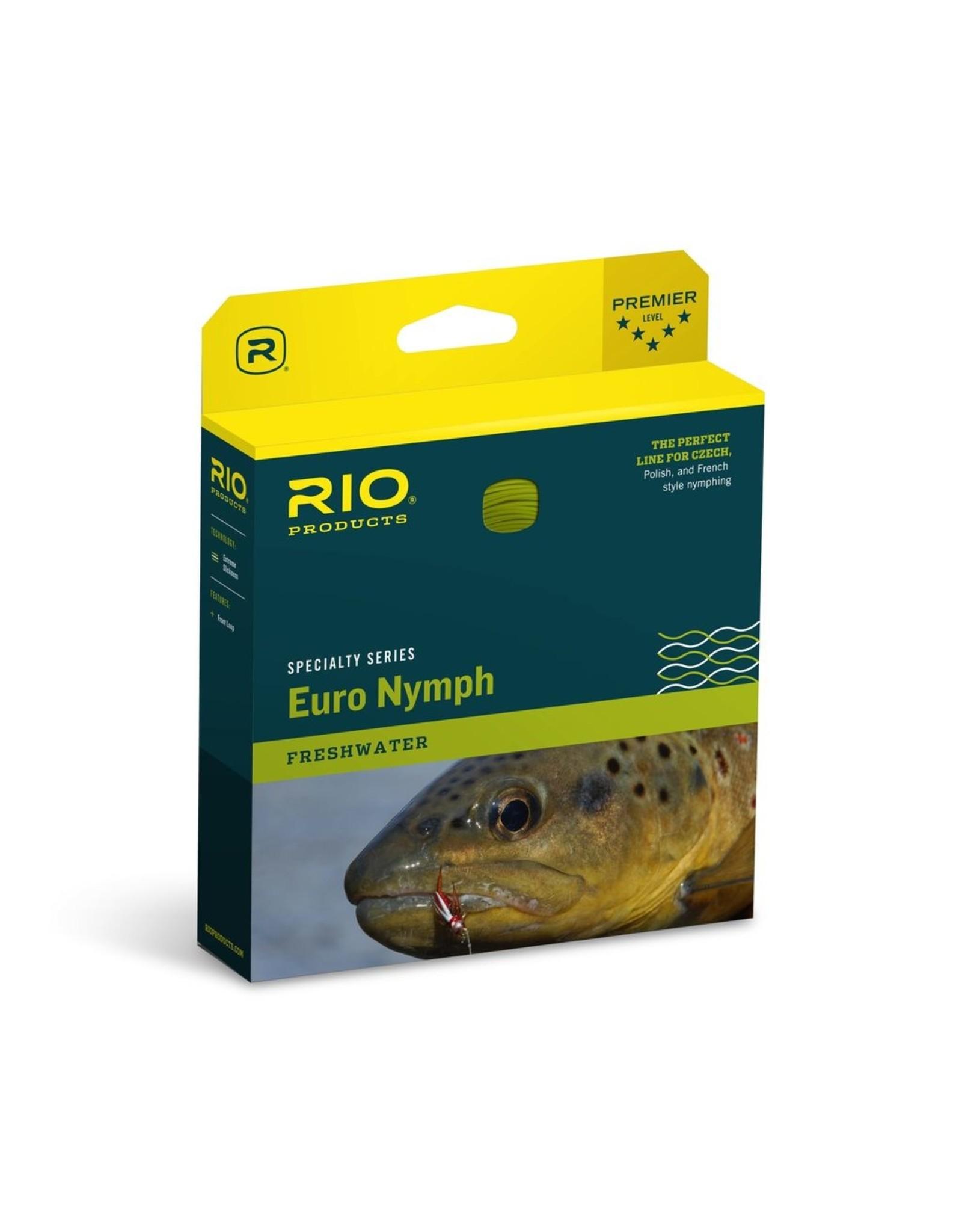 Rio RIO Euro Nymph Line