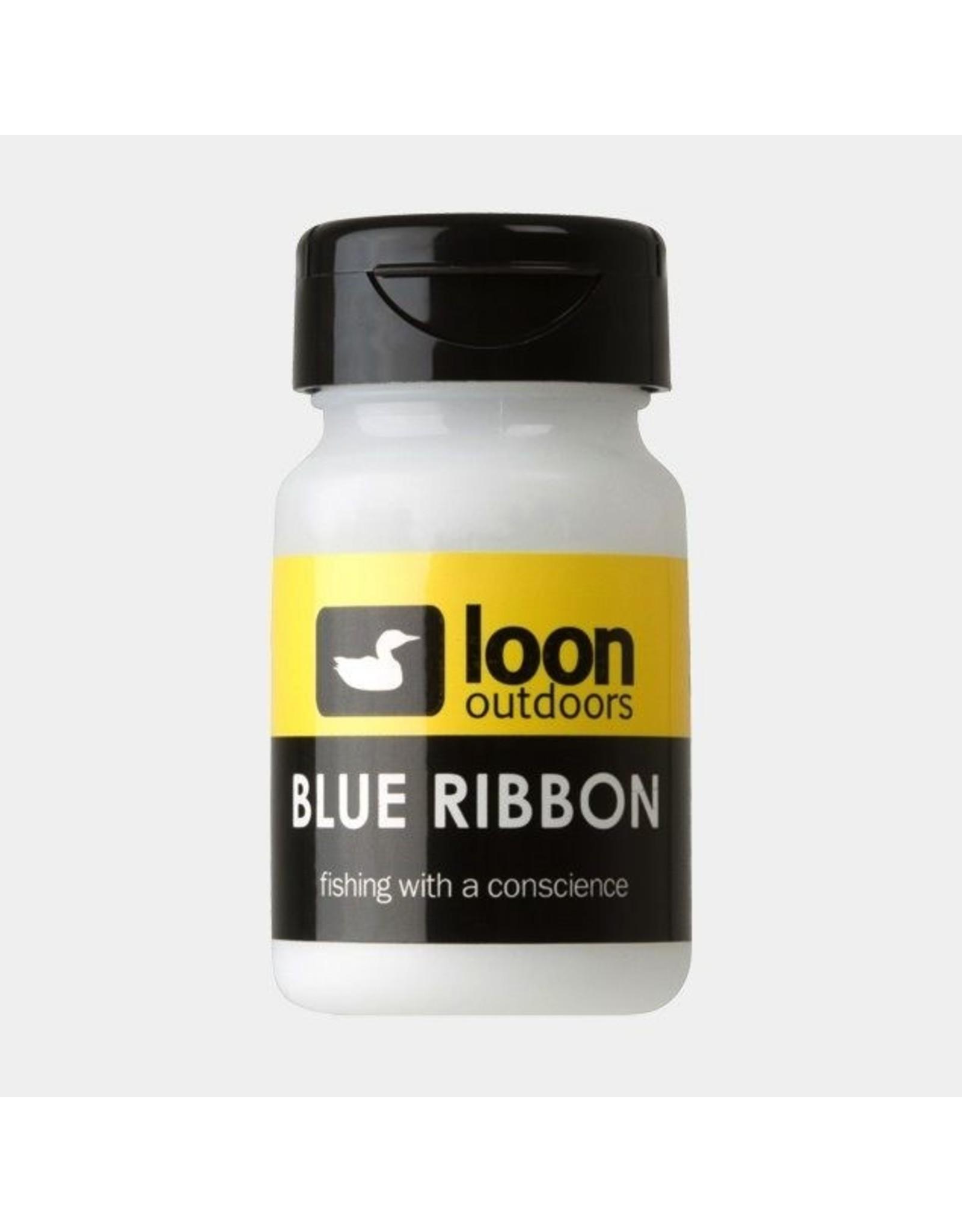 Loon Loon Blue Ribbon