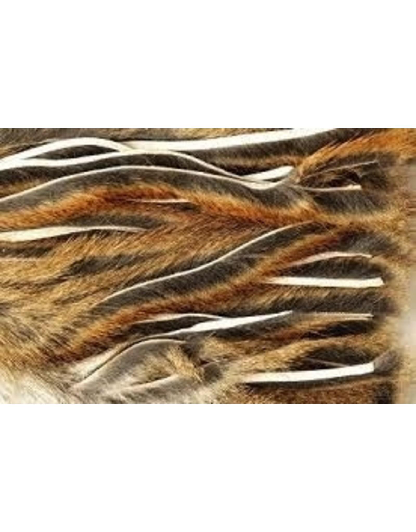 Umpqua Metz Squirrel Zonker Strips Pine