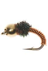 Umpqua Bead Head Brassie (3 Pack)