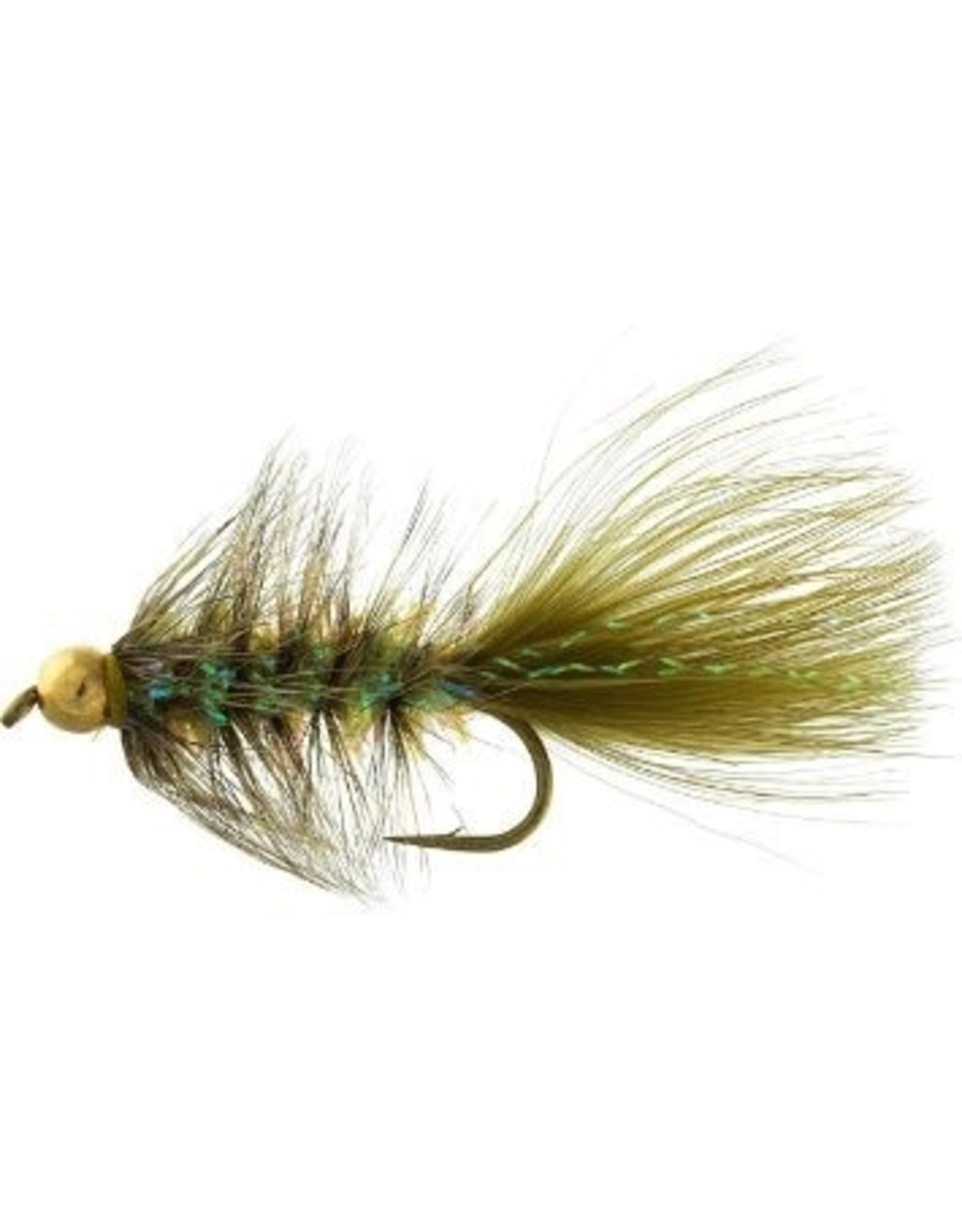 Umpqua Gold Bead Crystal Bugger (2 Pack)