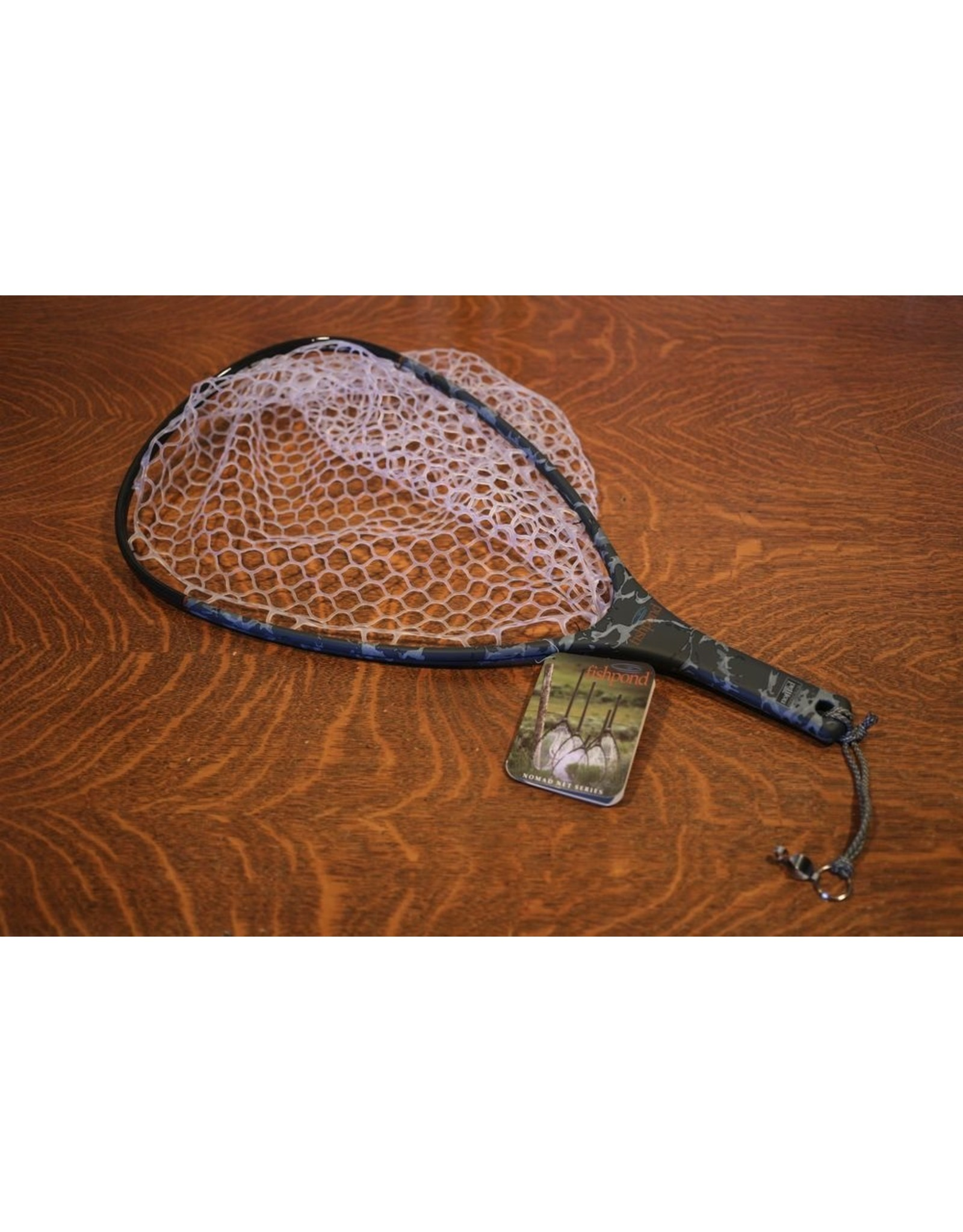 Fishpond Fishpond Nomad Hand Net Riffle Camo