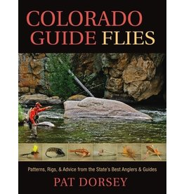 Bookks Colorado Guide Flies by Pat Dorsey