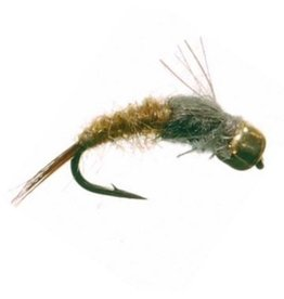 Umpqua Barr's Emerger, Tungsten, (3 Pack)
