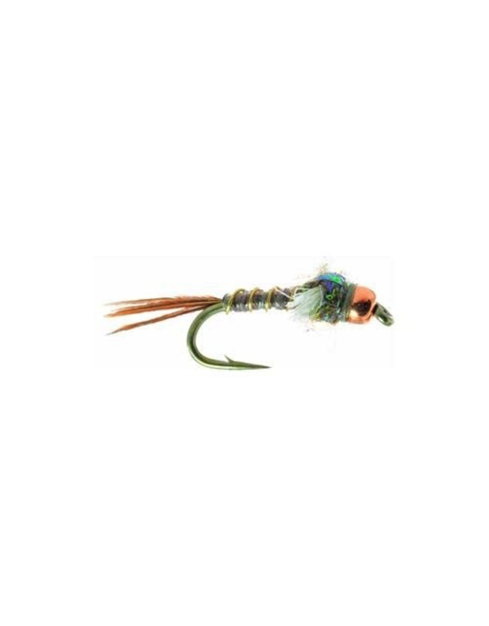 Umpqua Little Green Machine, (3 Pack)