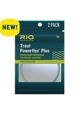 Rio Rio Powerflex Plus Leader…..2 Pack