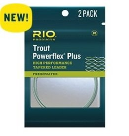 Rio Rio Powerflex Plus Leader (2pk)