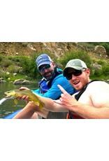 Arkansas River Half Day Float Fishing Trip