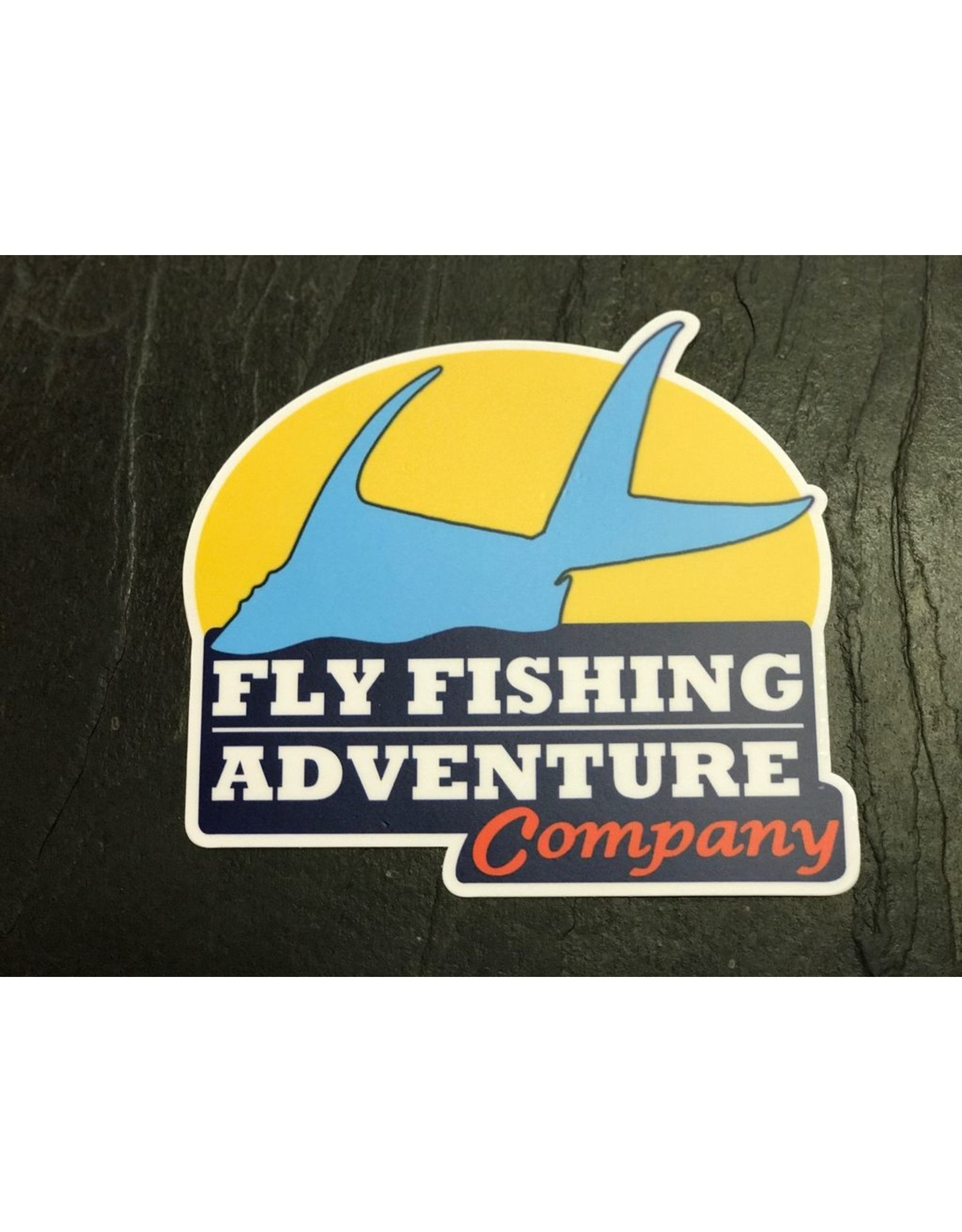 Royal Gorge Anglers Fly Fishing Adventure Company Sticker