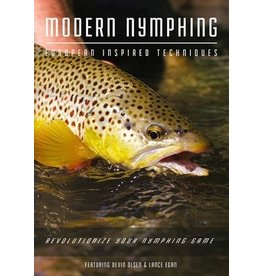 Tactical Flyfisher Modern Nymphing: European Inspired Techniques DVD