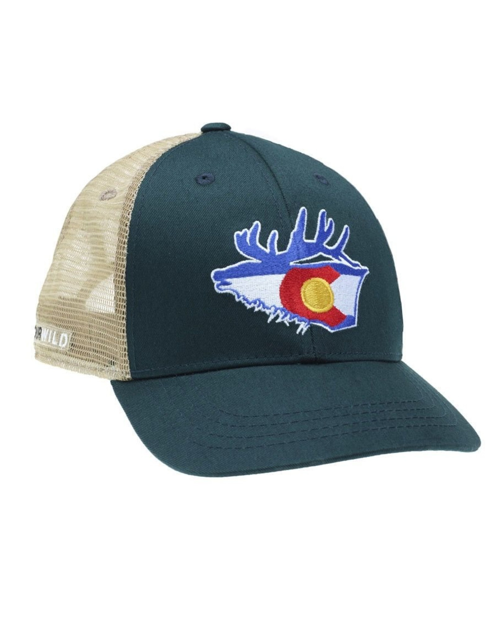 Rep Your Water Rep Your Water Colorado Elk Trucker