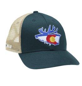 Rep Your Water Rep Your Water Colorado Elk Trucker
