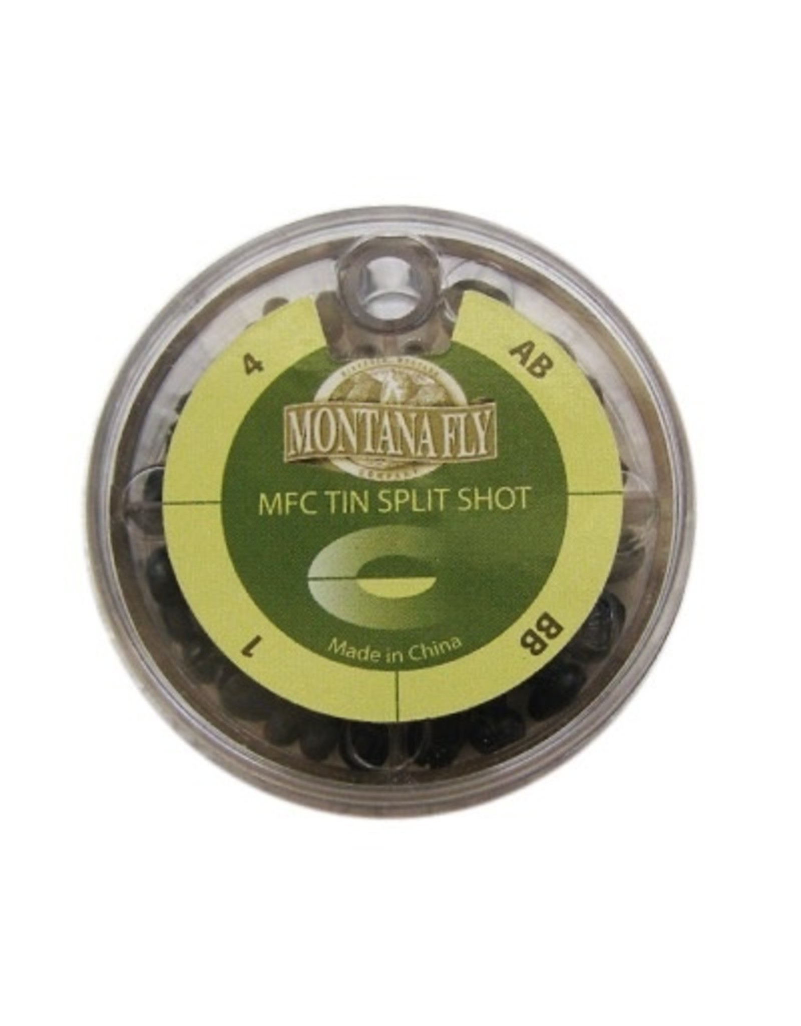 MFC MFC Tin Split Shot Assortment