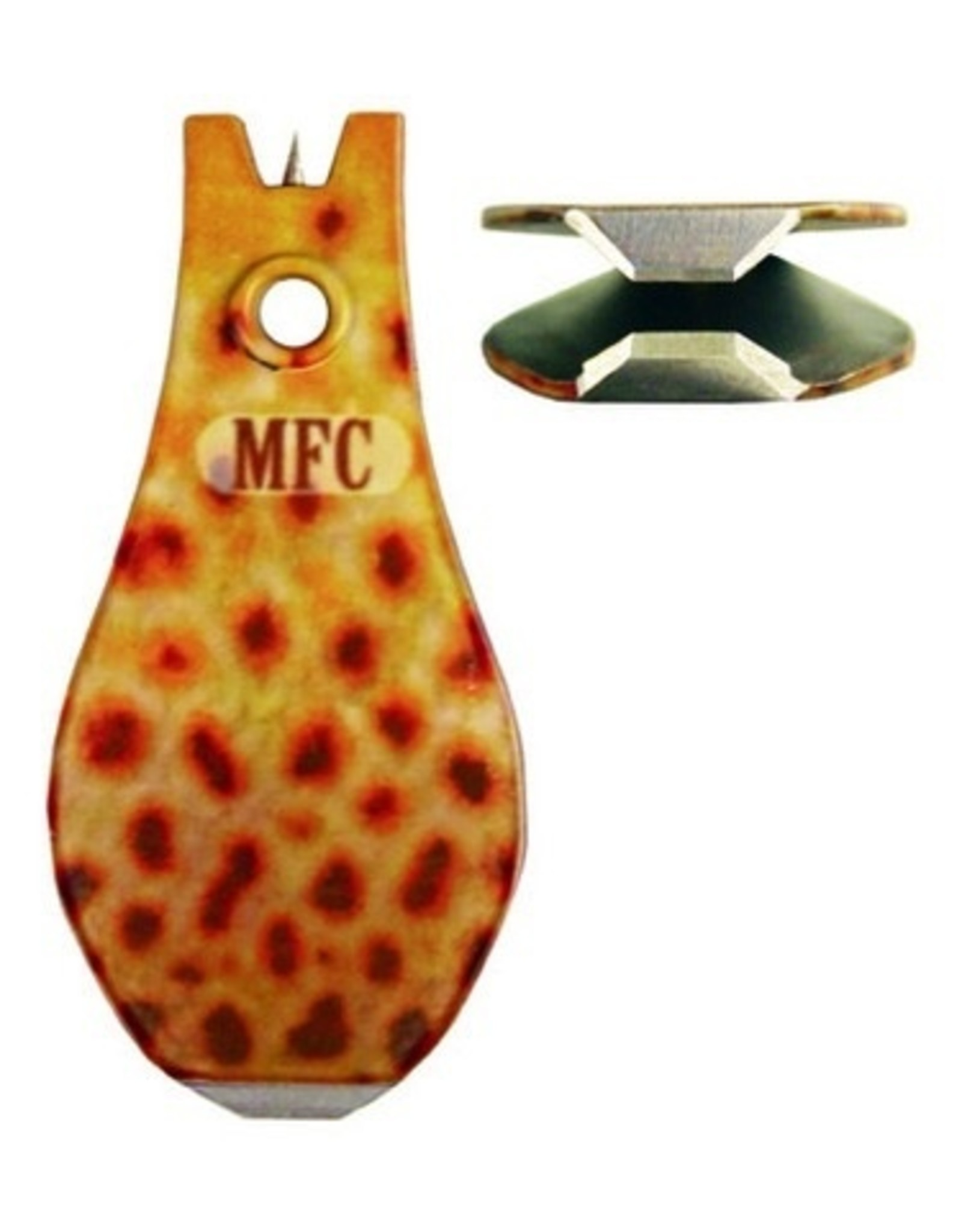 MFC MFC River Camo Nippers Tungsten Carbide Brown Trout