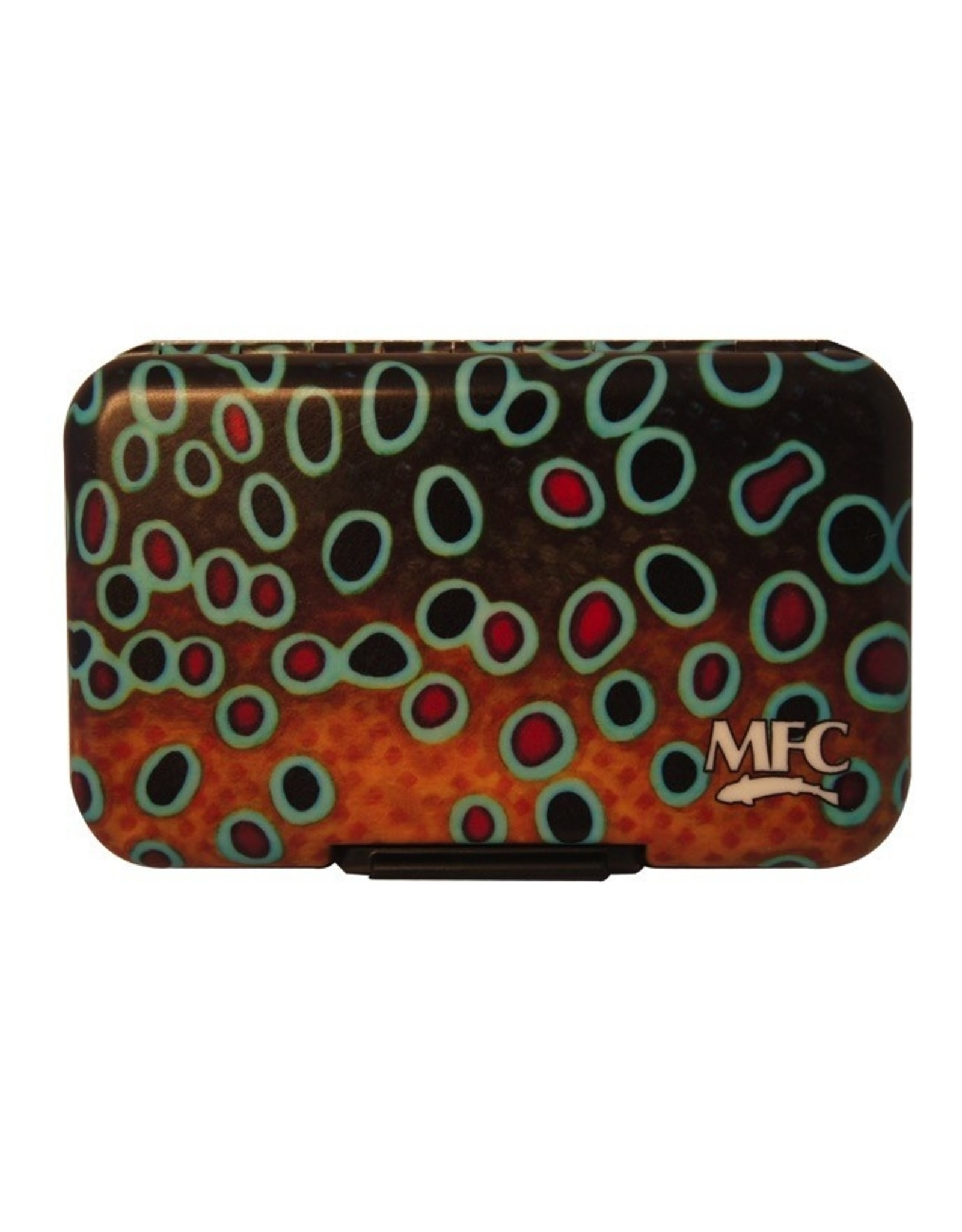 MFC MFC Fly Box Poly Maddox's Brown XVI