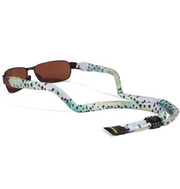 Croakies Croakies A D Maddox Suiters Rainbow Fish Skin