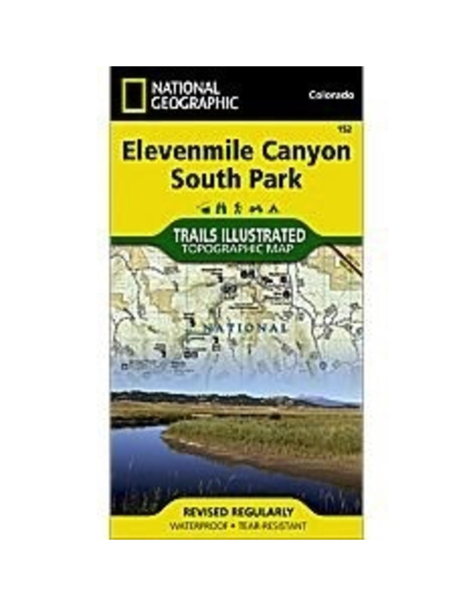 Nat Geo Nat Geo Elevenmile Canyon South Park