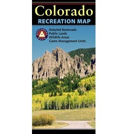 Benchmark Benchmark Maps Colorado Recreation Map