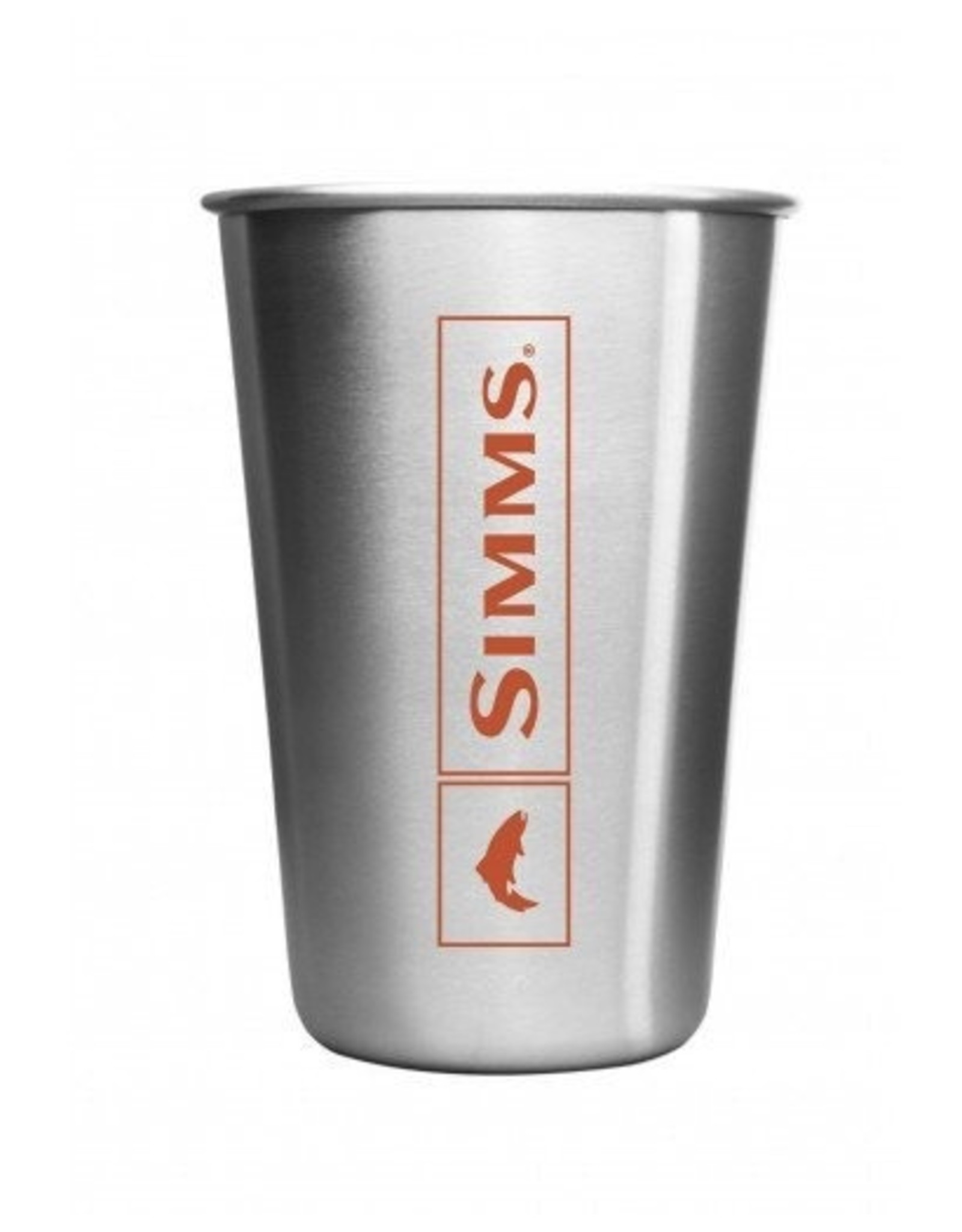 Simms Simms Headwaters 16 OZ Stainless Pint Glass