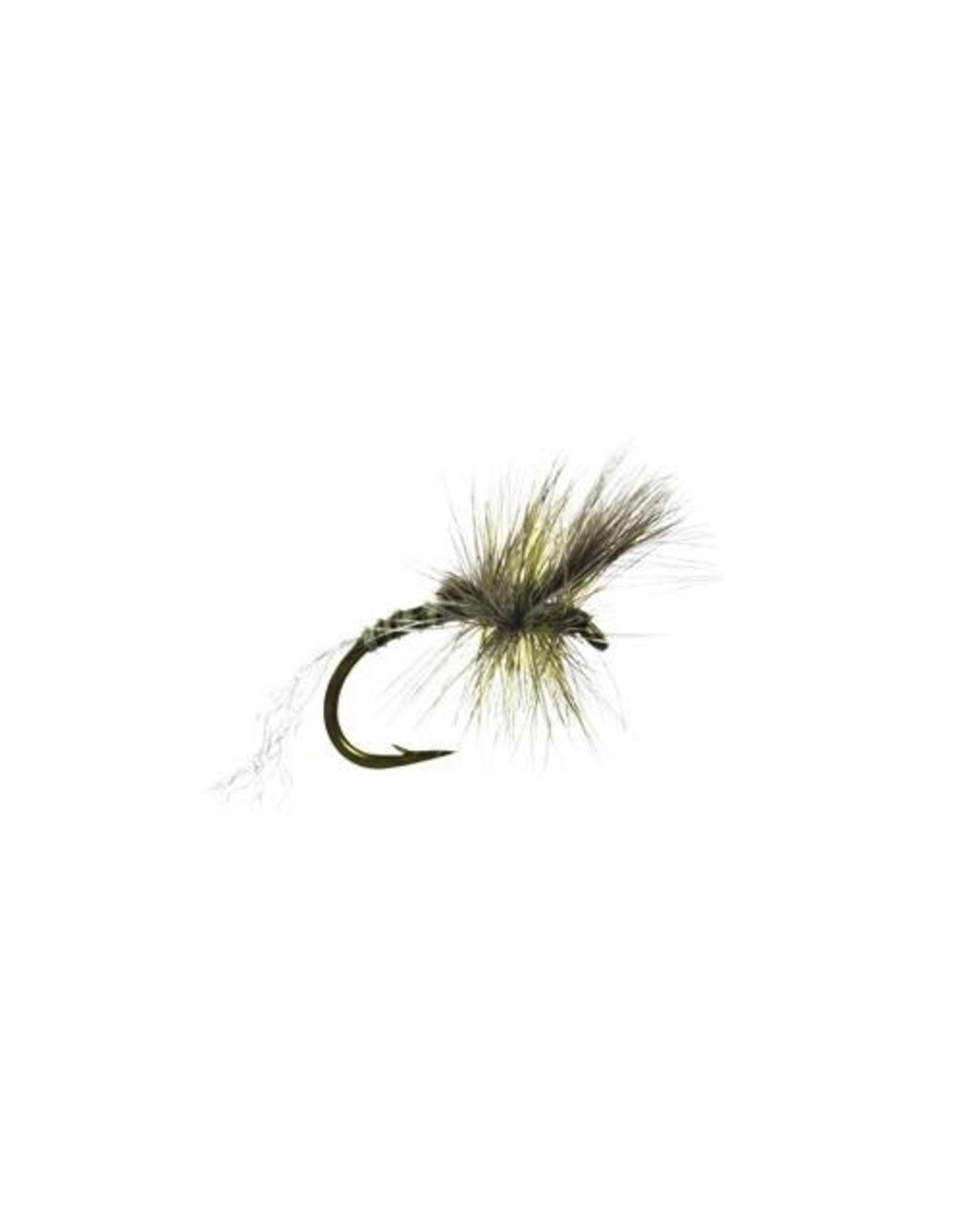 Umpqua Kingrey's Turducken Green Drake 12  (3 Pack)