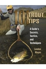 Books and DVDs 101 Trout Tips