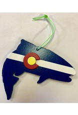 Richardson Art Colorado Trout Ornament