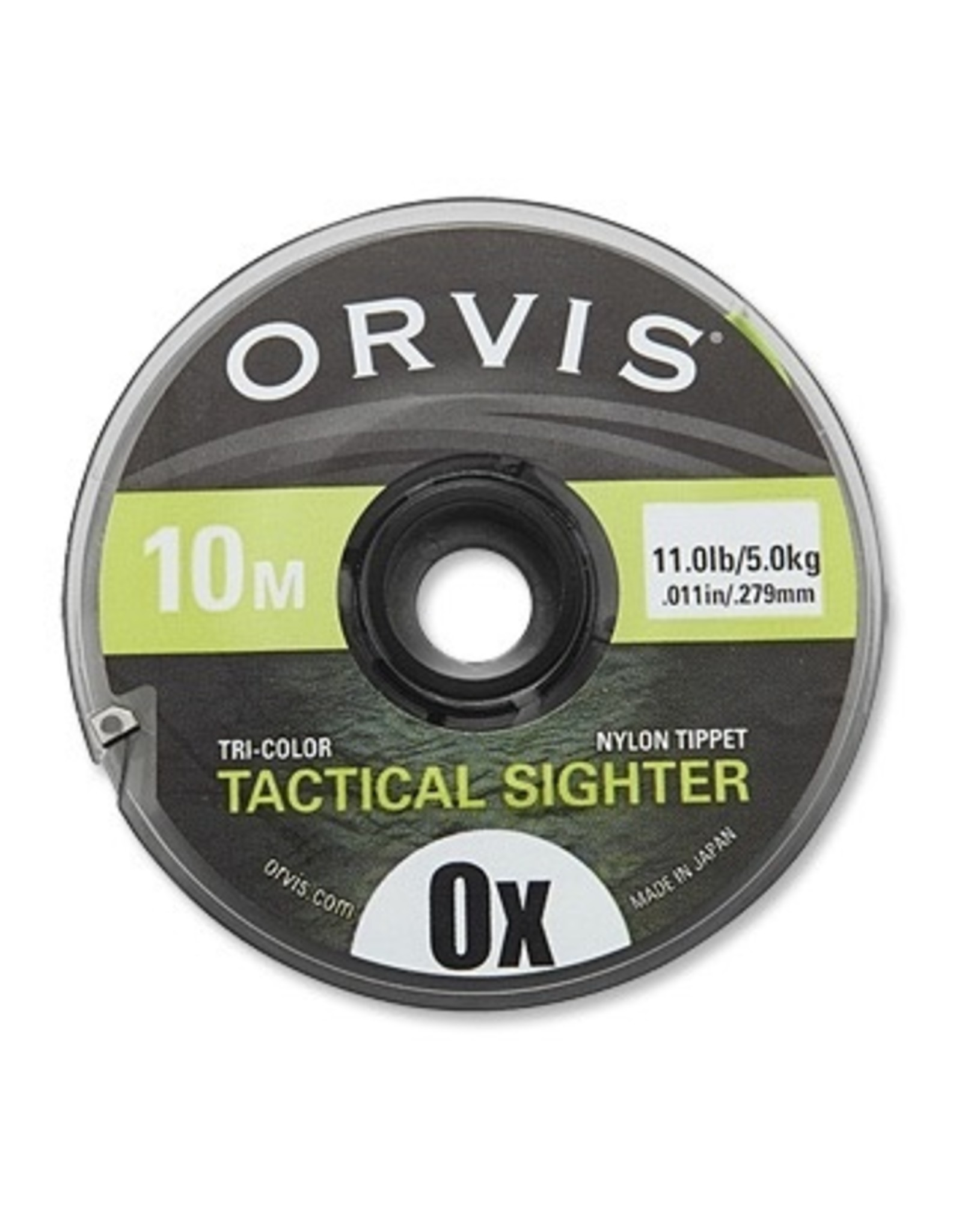 Orvis Orvis Tactical Sighter Tippet Tri Color 0X